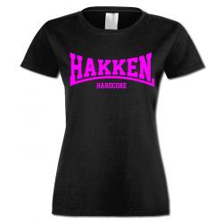 T-SHIRT FEMME HAKKEN